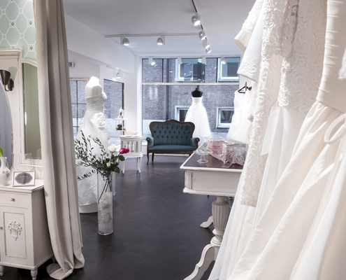 Wedding Salon Verkaufsraum
