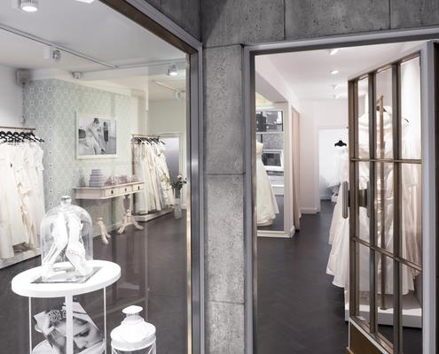 Brautmode Shop Wedding Salon