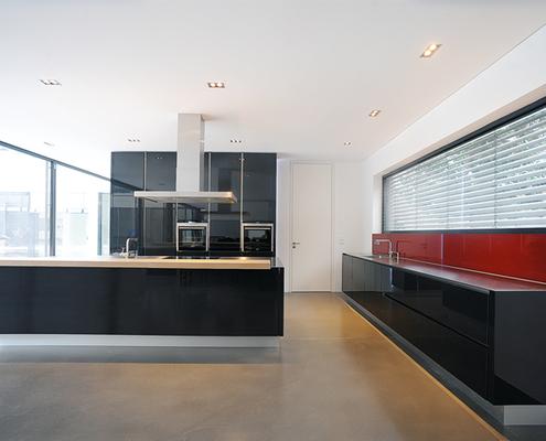 hochwertiger Innenausbau mit Küchenplanung